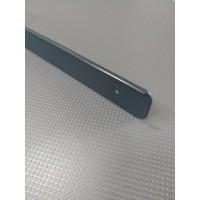 Торцова планка для стільниці LUXEFORM права колір RAL7016